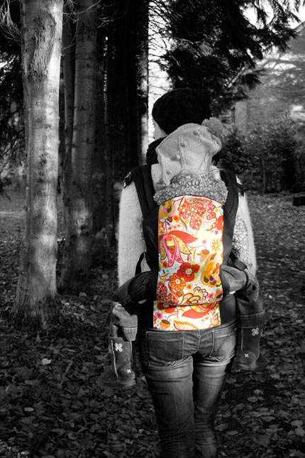 Rose & Rebellion Wild Child carrier