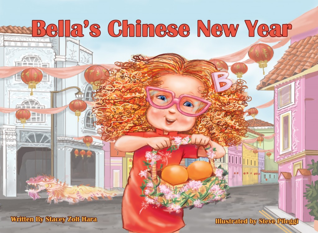Bella's Chinese New Year Cover